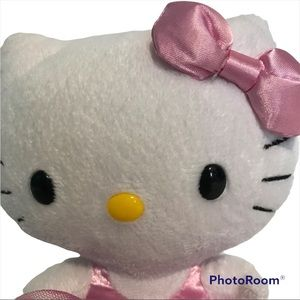 TY Hello Kitty Excellent Pre-Owned Condition TY Beanie Baby